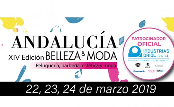 Andalucia Belleza y Moda - Feria de la Peluquería, barbería, estética y moda - Granada